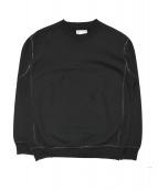 NEXUS7(ネクサスセブン)の古着「REBUILT CREW SWEAT」|ブラック