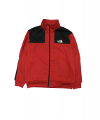 THE NORTH FACE(ザノースフェイス)の古着「Jersey Jacket」 レッド