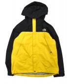 THE NORTH FACE(ザノースフェイス)の古着「ドットショットジャケット」|レオパードイエロー