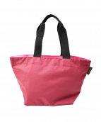 Herve Chapelier(エルベシャプリエ)の古着「舟形ショルダートートバッグ」|ピンク