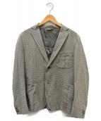 WORK NOT WORK(ワークノットワーク)の古着「テーラードジャケット」|グレー