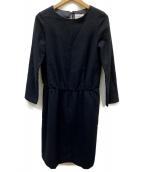 sally scott(サリースコット)の古着「ワンピース」|ブラック