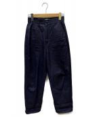 ENFOLD(エンフォルド)の古着「デニムパンツ」 インディゴ