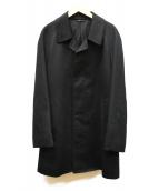 五大陸(ゴタイリク)の古着「カシミヤコート」|ブラック