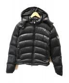 EA7(イーエーセブン)の古着「ダウンジャケット」|ブラック