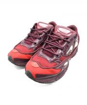 adidas by Raf Simons(アディダス バイ ラフシモンズ)の古着「OZWEEGO III」|レッド