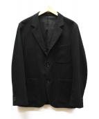 MARGARET HOWELL(マーガレットハウエル)の古着「3Bウールセットアップ」|ブラック