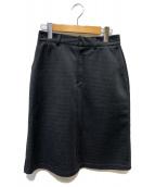 adidas ×HYKE(アディダス × ハイク)の古着「コラボスカート」 ブラック