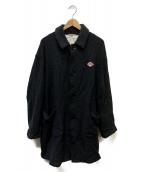 DANTON(ダントン)の古着「ステンカラーコート」|グレー