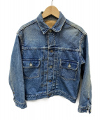 orSlow(オアスロウ)の古着「セカンドタイプデニムジャケット」|ブルー