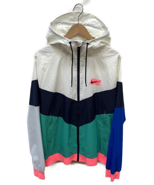 NIKE(ナイキ)NIKE (ナイキ) WIND RUNNER HOODIE JACKET マルチカラー サイズ:SIZE XLの古着・服飾アイテム