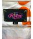中古・古着 ROTAR (ロータ) 総柄開襟シャツ ホワイト サイズ:SIZE M:2480円
