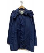 SIERRA DESIGNS(シェラデザインズ)の古着「アーバンコート」 ネイビー
