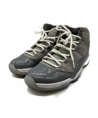 NIKE(ナイキ)の古着「Air Jordan 11 Retro」|グレー