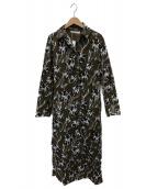 MARIHA(マリハ)の古着「ジェントルマンのトレンチコート」|ブラウン