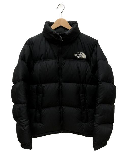 THE NORTH FACE(ザノースフェイス)THE NORTH FACE (ザノースフェイス) NUPTSE JACKET ブラック サイズ:SIZE Lの古着・服飾アイテム