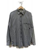 Patagonia(パタゴニア)の古着「チェックシャツ」|ブルー