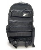 NIKE(ナイキ)の古着「バックパック」|ブラック