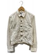 Engineered Garments(エンジニアードガーメン)の古着「コットンジャケット」|アイボリー