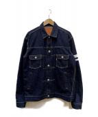 MOMOTARO JEANS(モモタロー ジーンズ)の古着「12オンス特濃GTB Type2ndジャケット」|インディゴ
