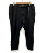 WILD THINGS(ワイルドシングス)の古着「ST BIKE PANTS」 ブラック
