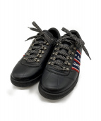 DSQUARED2(ディースクエアード)の古着「Laced up sneaker」|ブラック