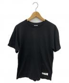 UNDEFEATED(アンディフィーテッド)の古着「ワンポイントTシャツ」|ブラック