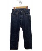 MOMOTARO JEANS(モモタロー ジーンズ)の古着「デニムパンツ」|インディゴ