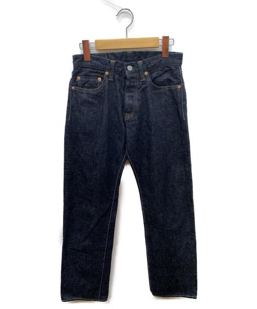 MOMOTARO JEANS(桃太郎ジーンズ)MOMOTARO JEANS (モモタロー ジーンズ) デニムパンツ インディゴ サイズ:W28の古着・服飾アイテム