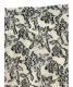中古・古着 FRAY ID (フレイアイディー) 麻混ジャガードスカート ホワイト サイズ:SIZE 1:4800円