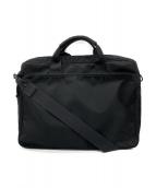LUGGAGE LABEL(ラッゲジレーベル)の古着「ビジネスバッグ」 ブラック
