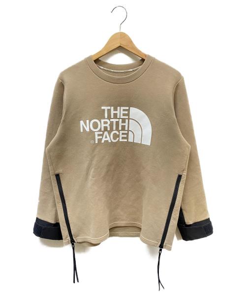THE NORTH FACE×HYKE(ザ ノースフェイス×ハイク)THE NORTH FACE×HYKE (ザ ノースフェイス×ハイク) Tec Air Big Top ベージュ サイズ:SIZE Sの古着・服飾アイテム