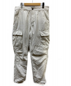 ONLY NY(オンリーニューヨーク)の古着「カーゴパンツ」|ホワイト