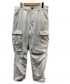 ONLY NY(オンリーニューヨーク)の古着「カーゴパンツ」 ホワイト