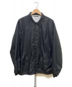 CDG(コム・デ・ギャルソン)の古着「LOGO COACH JACKET」|ブラック