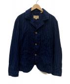 LEVIS(リーバイス)の古着「ウォバッシュジャケット」|ネイビー