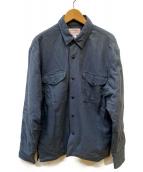 FILSON GARMENT(フィルソンガーメント)の古着「CPOジャケット」|グレー