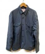 FILSON GARMENT(フィルソンガーメント)の古着「CPOジャケット」 グレー