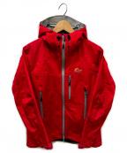 Lowe Alpine(ロウアルパイン)の古着「WILDERNESS GTX JACKET」 ピンク