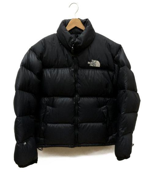 THE NORTH FACE(ザノースフェイス)THE NORTH FACE (ザノースフェイス) ヌプシダウンジャケット ブラック サイズ:SIZE Lの古着・服飾アイテム
