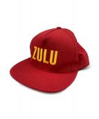 Supreme(シュプリーム)の古着「ZULU CAP」 レッド