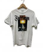 FACETASM(ファセッタズム)の古着「プリントTシャツ」 ホワイト