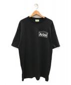 ()の古着「バックプリントTシャツ」|ブラック×ホワイト