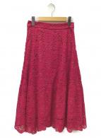 TOCCA(トッカ)の古着「洗える!PARTY スカート」|レッド