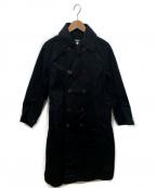 BLACK SIGN(ブラックサイン)の古着「クラウンコート」|ブラック