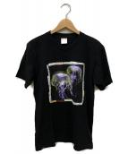 ()の古着「jellyfish tee」|ブラック