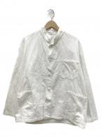 USED(ユーズド)の古着「チェコ軍ミリタリージャケット」|ホワイト