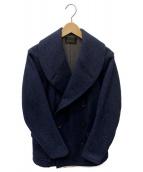 Varde77(バルデセブンティセブン)の古着「マッキノウコート」|ネイビー