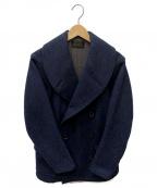 Varde77(バルデセブンティセブン)の古着「マッキノウコート」 ネイビー