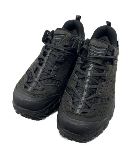 HOKAONEONE(ホカオネオネ)HOKAONEONE (ホカオネオネ) M TOR ULTRA LOW EG ブラック サイズ:SIZE 26.5cmの古着・服飾アイテム